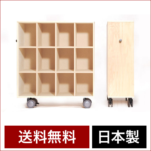 Trundle storage DVD rack wooden ? DVD storage rack DVD storage case DVD storage shelves DVD ...  sc 1 st  Rakuten & margherita | Rakuten Global Market: Trundle storage DVD rack wooden ...