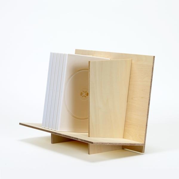 Modular DVD stand ? DVD DVD storage tabletop rack ? CRT-DVD-10 / Margherita & margherita   Rakuten Global Market: Modular DVD stand ? DVD DVD ...