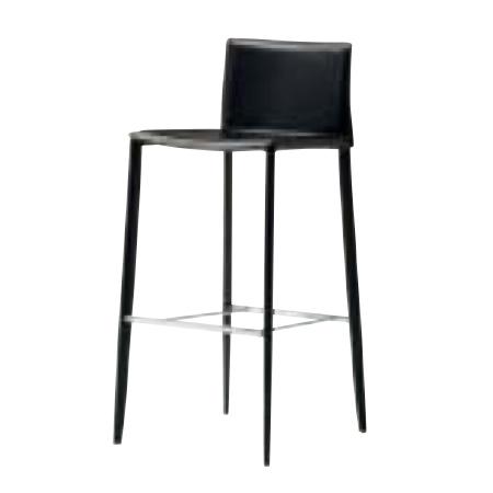遠藤照明 家具 椅子 スツール LINDA(ブラック)チェア/チェアー/CHAIR/イス MBC0074BL AbitaStyle(アビタスタイル) /マルゲリータ