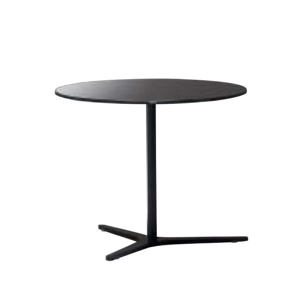 遠藤照明 サイドテーブル 美品 TABLE デスク 机 デザイン家具 本店 AbitaStyle ELICA 家具 MBT0102BL マルゲリータ ブラック アビタスタイル