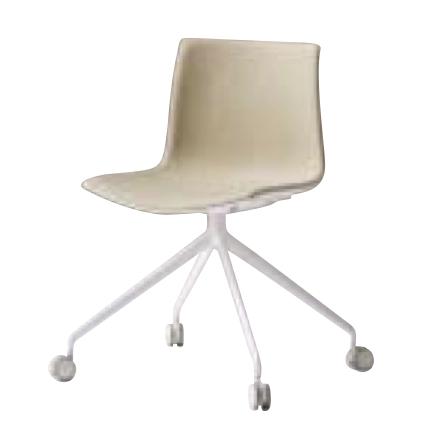 遠藤照明 家具 椅子 オフィスチェア ARPER CATIFA46(アイボリー)チェア/チェアー/CHAIR/イス MUC0167BE AbitaStyle(アビタスタイル) /マルゲリータ