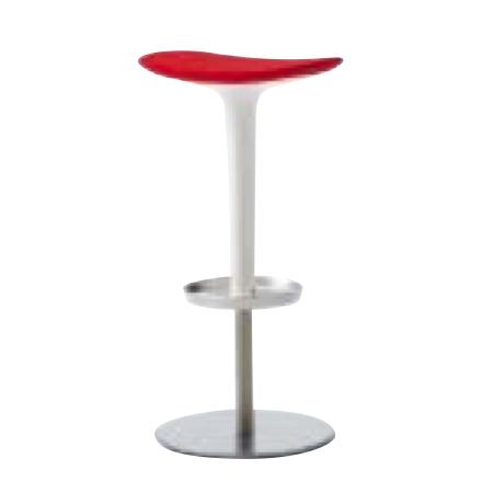 遠藤照明 家具 椅子 スツール arper BABAR(レッド)チェア/チェアー/CHAIR/イス MUC0169RD AbitaStyle(アビタスタイル) /マルゲリータ