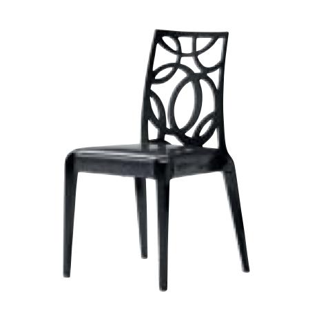 遠藤照明 家具 椅子 ウッドチェア CARINO(グロッシーブラック)チェア/チェアー/CHAIR/イス MUC0175BL AbitaStyle(アビタスタイル) /マルゲリータ