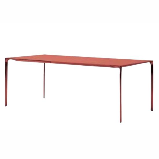 遠藤照明 家具 テーブル NUUR(レッド)TABLE/机/デスク MUT0036RD AbitaStyle(アビタスタイル) /マルゲリータ