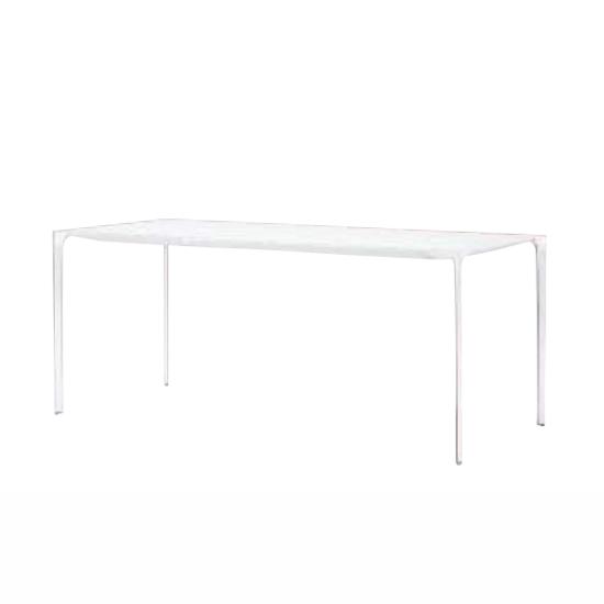 遠藤照明 家具 テーブル NUUR(ホワイト)TABLE/机/デスク MUT0038WH AbitaStyle(アビタスタイル) /マルゲリータ