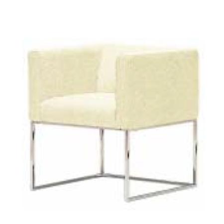 遠藤照明 家具 椅子 スチールチェア(ホワイト)チェア/チェアー/CHAIR/イス MYC0014WH AbitaStyle(アビタスタイル) /マルゲリータ