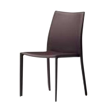 遠藤照明 家具 椅子 レザーチェア(ダークブラウン)チェア/チェアー/CHAIR/イス MYC0257BD AbitaStyle(アビタスタイル) /マルゲリータ