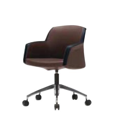 遠藤照明 家具 椅子 オフィスチェア(ダークブラウン)チェア/チェアー/CHAIR/イス MYC0541BD AbitaStyle(アビタスタイル) /マルゲリータ