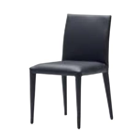 遠藤照明 家具 椅子 レザーチェア(ブラック)チェア/チェアー/CHAIR/イス MYC0550BL AbitaStyle(アビタスタイル) /マルゲリータ