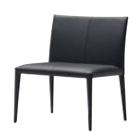 遠藤照明 家具 椅子 レザーチェア(ブラック)チェア/チェアー/CHAIR/イス MYC0555BL AbitaStyle(アビタスタイル) /マルゲリータ