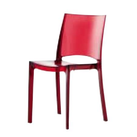 遠藤照明 家具 椅子 家具 プラスチックチェア B-SIDE(クリアレッド)チェア MYC0605CR/チェアー/CHAIR/イス 遠藤照明 MYC0605CR AbitaStyle(アビタスタイル)/マルゲリータ, 勢和村:a7e55afc --- campusformateur.fr