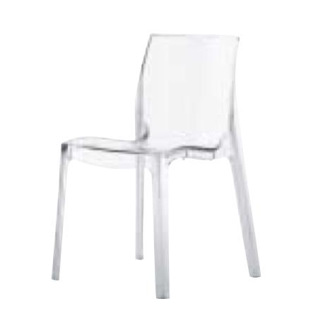 遠藤照明 家具 椅子 プラスチックチェア TENDER2(テンダー2)(クリア)チェア/チェアー/CHAIR/イス MYC0606CL AbitaStyle(アビタスタイル) /マルゲリータ