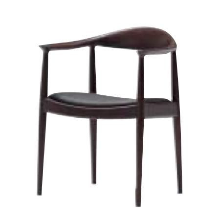 遠藤照明 家具 椅子 ウッドチェア(ブラック)チェア/チェアー/CHAIR/イス MYC0640BL AbitaStyle(アビタスタイル) /マルゲリータ