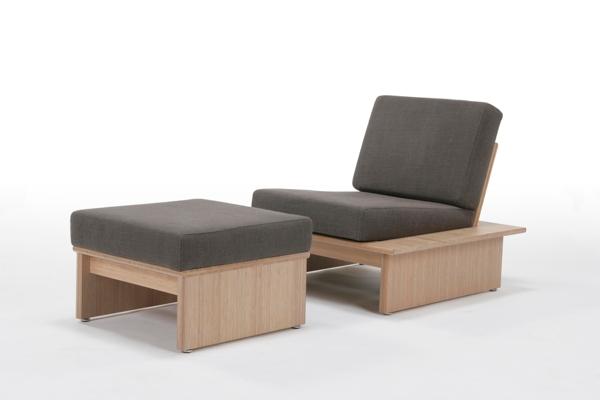 omo sofa (1P) (オモ ソファ) ファブリックランクB /マルゲリータ
