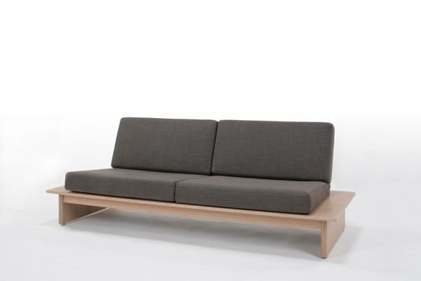omo sofa (2.5P) (オモ ソファ) ファブリックランクB /マルゲリータ