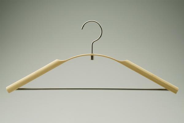 TEORI テオリ 贈答 美しい竹の家具 竹集成材のTEORI バウ BOW 格安SALEスタート 竹のしなりを利用した弓のようなハンガー