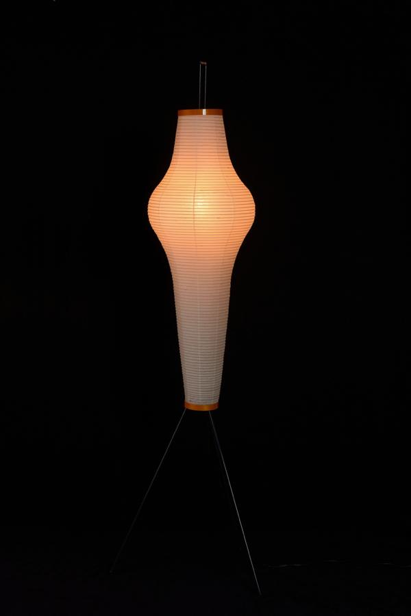 イサムノグチ akari イサム・ノグチ デザイナーズ照明 あかり アカリ ISAMU NOGUCHI 和紙照明 スタンドライト 14A 取り替え用シェード / 初期モデル ※シェードのみ(フロアーライト フロアースタンド フロアーランプ)