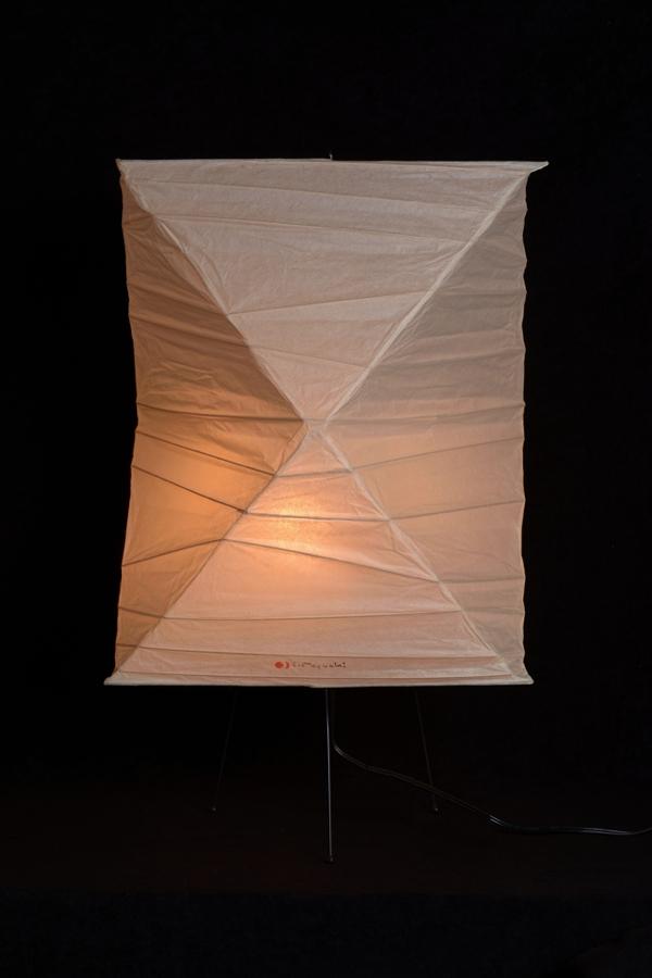 イサムノグチ akari イサム・ノグチ デザイナーズ照明 あかり アカリ ISAMU NOGUCHI 和紙照明 スタンドライト 26N / スタンドタイプ ※40W形相当 LED電球付(テーブルライト テーブルスタンド テーブルランプ 照明器具)