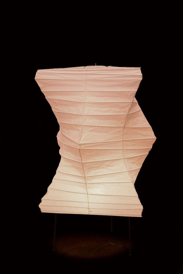 イサムノグチ akari イサム・ノグチ デザイナーズ照明 あかり アカリ ISAMU NOGUCHI 和紙照明 スタンドライト 27N 取り替え用シェード / スタンドタイプ ※シェードのみ(フロアーライト フロアースタンド フロアーランプ )