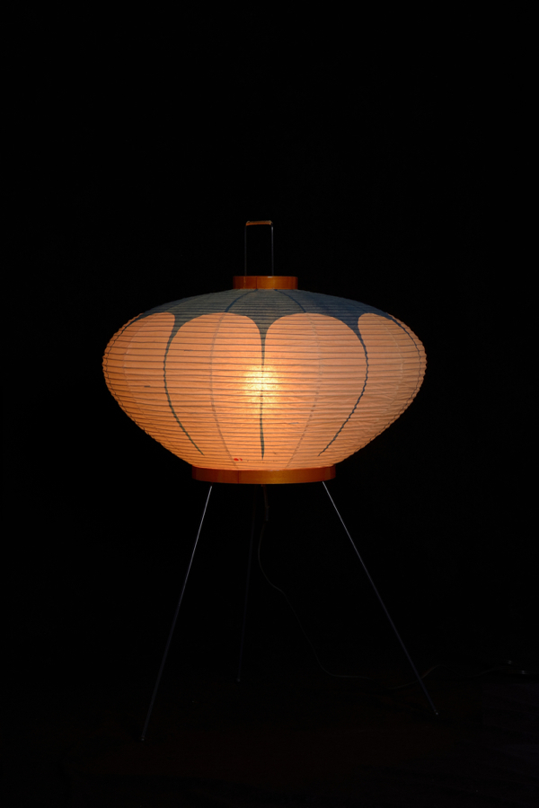 イサムノグチ akari イサム・ノグチ デザイナーズ照明 あかり アカリ ISAMU NOGUCHI 和紙照明 スタンドライト 9AD 取り替え用シェード / 初期モデル ※シェードのみ(テーブルライト テーブルスタンド フロアーライト フロアスタンド)