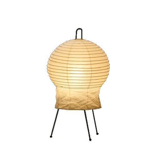 イサムノグチ AKARI あかり アカリ ISAMU NOGUCHI 和紙照明 スタンドライト 2N / スタンドタイプ ※40W形相当 LED電球付(テーブルライト テーブルスタンド テーブルランプ 照明器具)