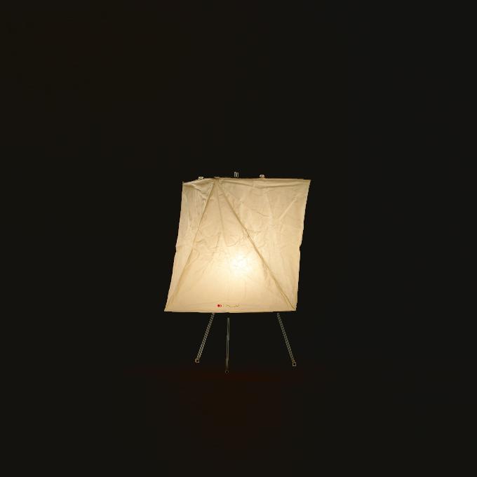イサムノグチ AKARI あかり アカリ ISAMU NOGUCHI 和紙照明 スタンドライト YA2 取り替え用シェード / スタンドタイプ ※シェードのみ(テーブルライト テーブルスタンド テーブルランプ )
