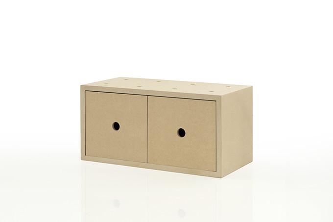 CD Rack Fashionable High Capacity Storage Box Drawer Wood (CD Rack CD RACK  ...