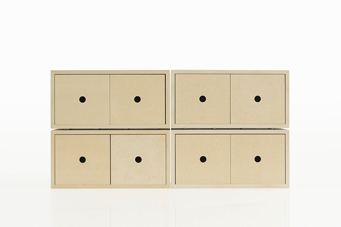 ... CD rack fashionable high-capacity storage box drawer wood (CD rack CD -RACK  sc 1 st  Rakuten & margherita | Rakuten Global Market: CD rack fashionable high ...