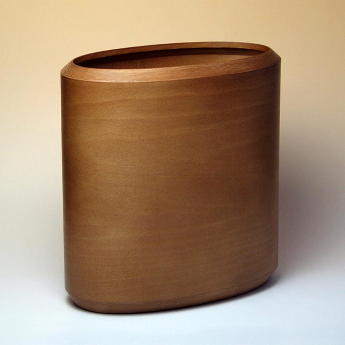 ブナコ INTERIOR GOODS DUST BIN IB-D3317 Caramel brown /マルゲリータ