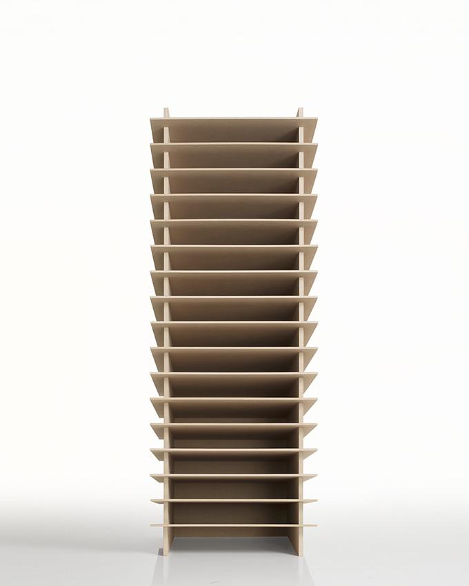 e392f8941831 書類トレー A4 高さ900mmタイプ 木製(書類トレイ 書類ケース 書類収納 ...