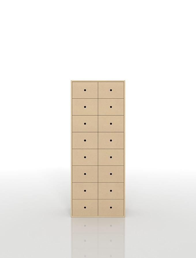 DVD storage shelves wooden drawer 2 columns x 8 corrugated ? DVD shelves DVD racks DVD storage rack drawer storage video tape storage mass-mass wood ...  sc 1 st  Rakuten & margherita | Rakuten Global Market: DVD storage shelves wooden ...