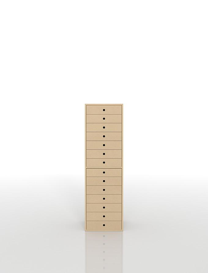 A4 書類収納棚 引き出し収納 木製 書類棚 ブランド品 書類整理棚 書類ケース 舗 書類ラック 書類入れ DRW-A4-14 引出し収納 14段 キャビネット 引き出し 大容量 オフィス家具 マルゲリータ 書類チェスト