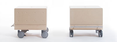 CDラック おしゃれ 大容量 収納ボックス・CDラック・CD収納箱・1段セット/小・深めタイプ(キャスター付き収納box・キャスター・可動式・移動式・収納ケース・収納ラック・木製・大容量・送料無料)(BLC-04×1・BLC-16-TA×1・SCS-04-C×1・ SCS-04-B×1) /マルゲリータ