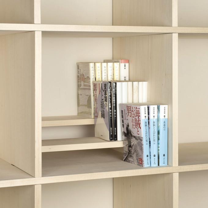 【楽天市場】本棚 大容量 おしゃれ 大きな シェルフ ラック 収納 本 本収納 収納家具 壁 壁一面 木製 オシャレ