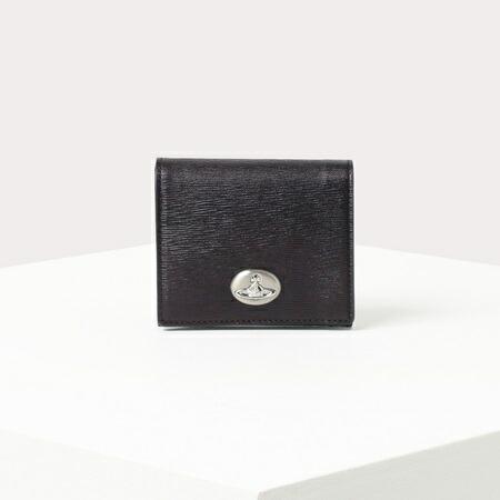 ヴィヴィアンウエストウッド 折財布 NEW ADVAN 二つ折り財布 パープル Vivienne Westwood