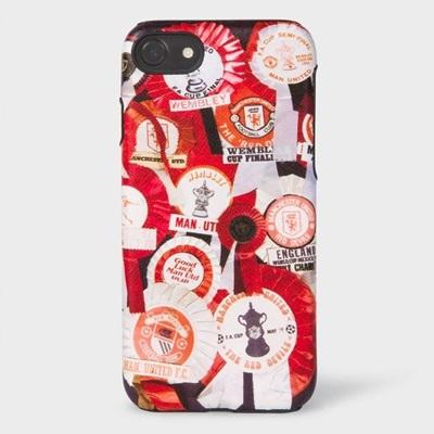 ポールスミス モバイルケース Paul Smith & Manchester United iPhone ケース 001 Paul Smith