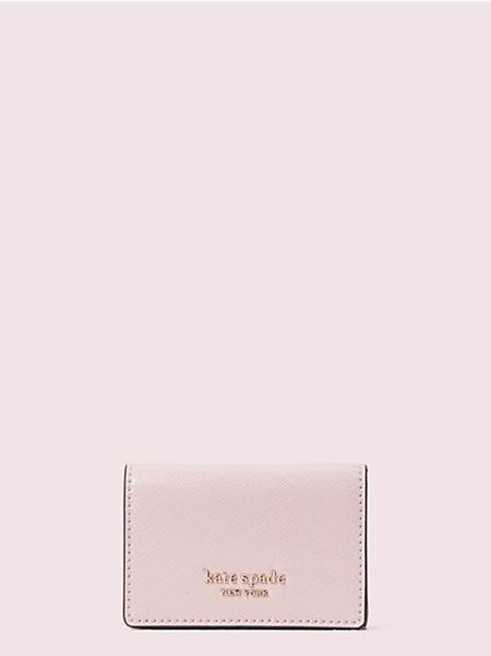 ケイトスペード 折財布 スペンサー ミニ トライフォールド ウォレット TUTU_PINK kate spade