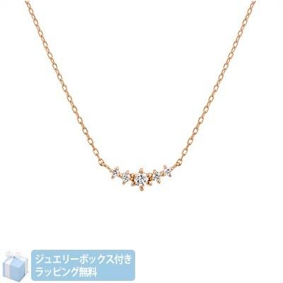 4℃ ヨンドシー K18ピンクゴールド ネックレス