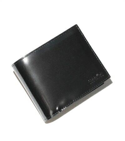 【あす楽】カルバンクライン オリス 二つ折り財布 ブラック