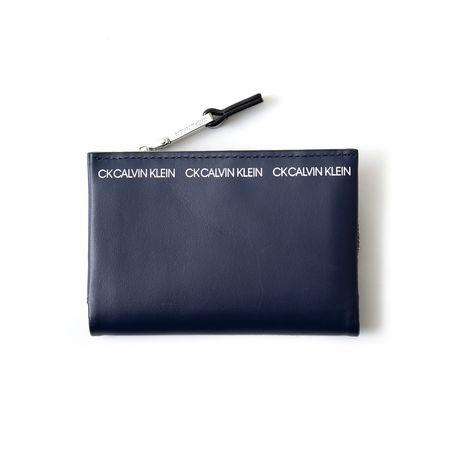 カルバンクライン パスケース アンダー財布 小銭入れ兼用パスケース コン CalvinKlein