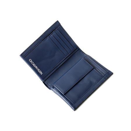カルバンクライン 折財布 アンダー財布 二つ折り財布 コン CalvinKlein