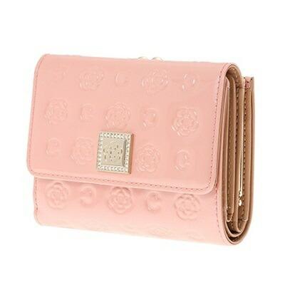 クレイサス 財布 CLATHAS バッグ クレイサス 正規品 新品 クレイサス ベティ口金財布 二つ折り財布 ベビーピンク