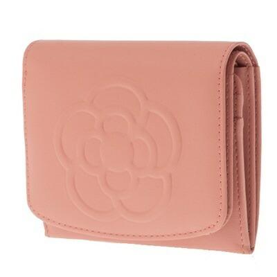 クレイサス ソフトスムースレザーBOX財布 ピンク