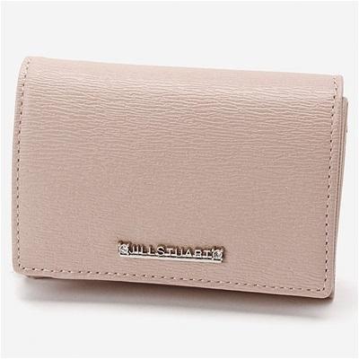 ジルスチュアート 折財布 シーブリーズ ピンク