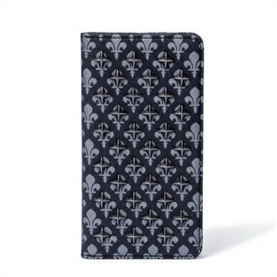 パトリックコックス クロススタッズ iPhone 7/6/6S ケース シルバー