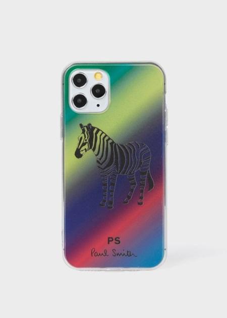 ポールスミス モバイルケース Zebra iPhoneケース 000 Paul Smith