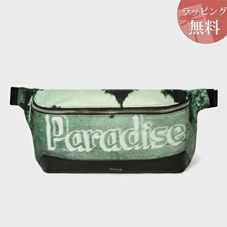 ポールスミス バッグ ボディバッグ メンズ Paradise プリント 002 Paul Smith