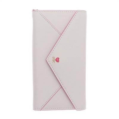 サマンサタバサプチチョイス プチハートラブレター iPhoneX ケース ホワイト