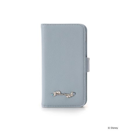サマンサタバサ モバイルケース iPhoneX-Xs ケース アナと雪の女王2 コレクションVer. ライトブルー Samantha Thavasa