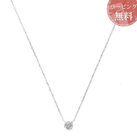 サマンサティアラ ネックレス ダイヤモンド K18 ホワイト Samantha Tiara